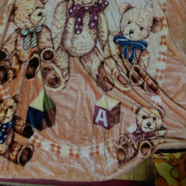 泰迪熊棉被便宜賣