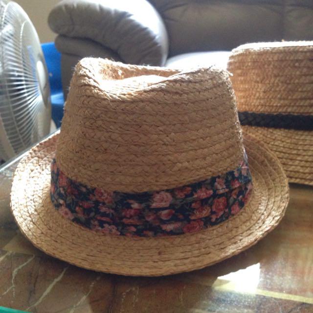 各式草帽 夏天必備