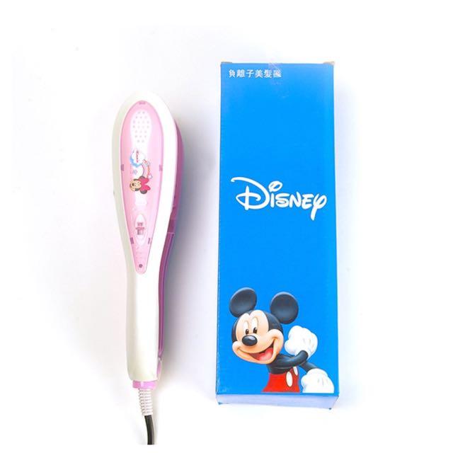 迪士尼負離子陶瓷美髮器 直髮夾 陶瓷美髮器 美髮夾