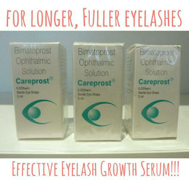 390728eb9f8 Authentic* Careprost Eyelash Growth Serum (Generic Latisse ...
