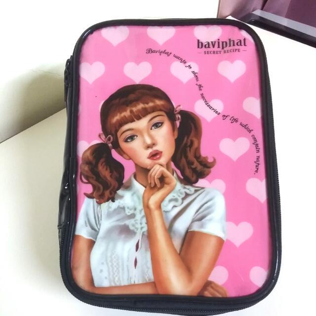 baviphat 防水化妝包