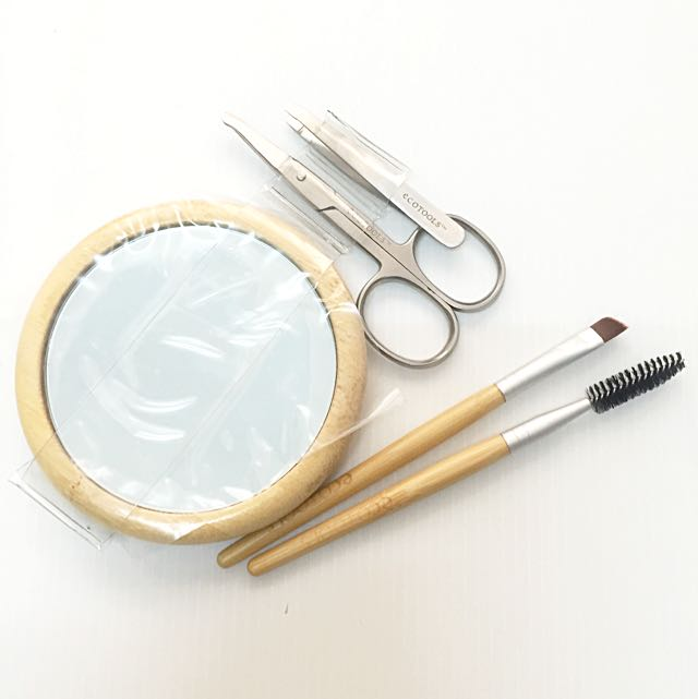 BN Ecotools Recycled Brow Grooming Set