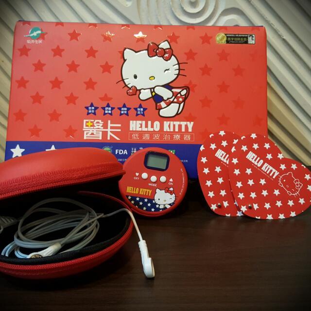 船井Hello Kitty低週波治療器