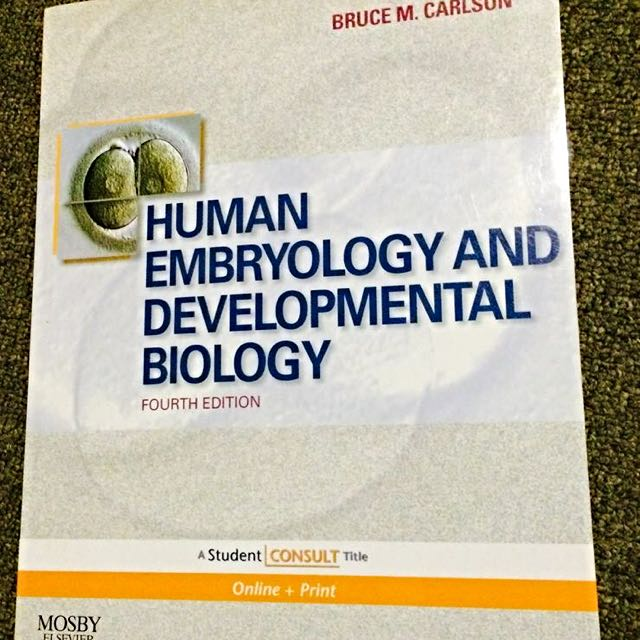 Human Embryology & Developmental Biology