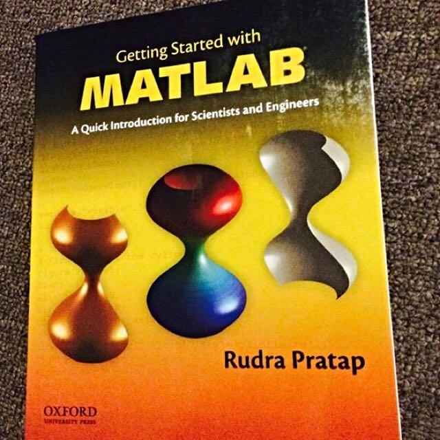Matlab Book