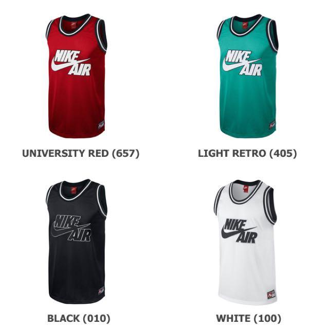 全新 NIKE 球衣 XL 黑色 白色 Tiffany綠