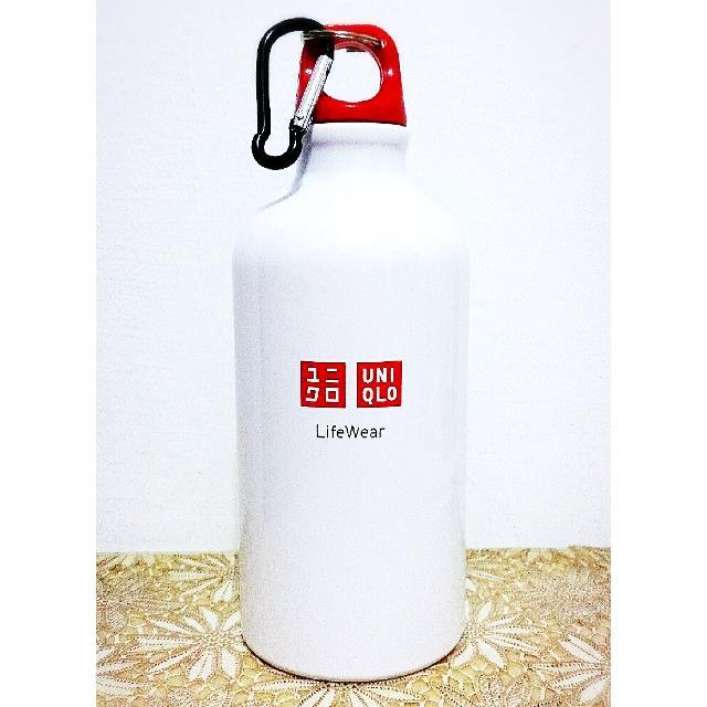 限量版UNIQLO鋁製冷水壺