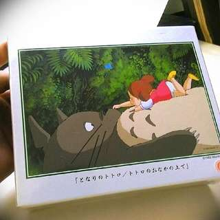 TOTORO PUZZLE SEALED PACK (Studio Ghibli)