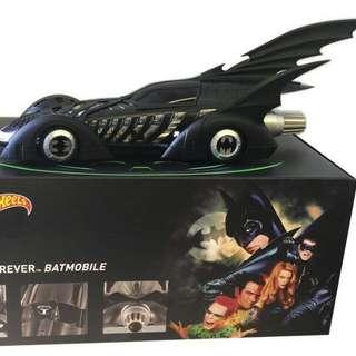 [Reserved]1995 Batman Forever Batmobile Elite Edition 1/18 by Hotwheels BCJ98