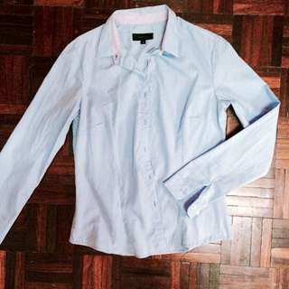 Padini blue Shirt
