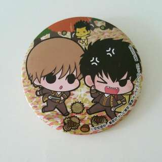 [TRADES] Gintama Fortune Can Badge