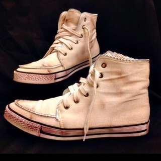 《超百搭》防舊帆布鞋