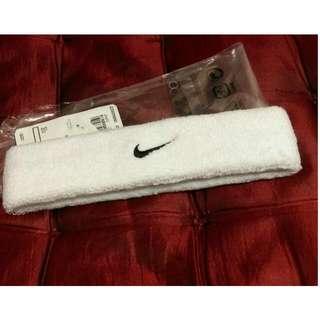 (待匯款) Nike髮帶