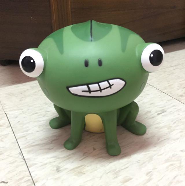 茼蒿存錢筒 王子變青蛙