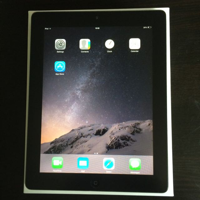 iPad 2 Wifi 64GB Black