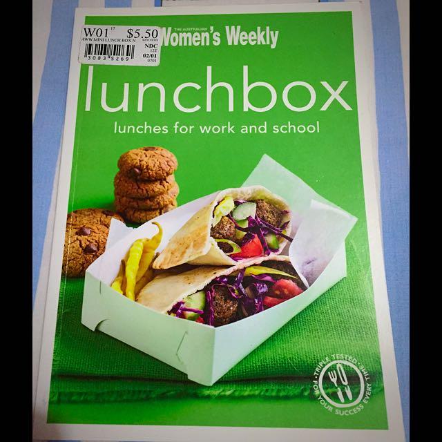 Lunchbox Ideas for Work & School 🍜