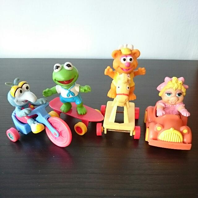 McDonald's Toys - Muppets