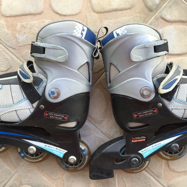 MICRO Junior Rollerblades