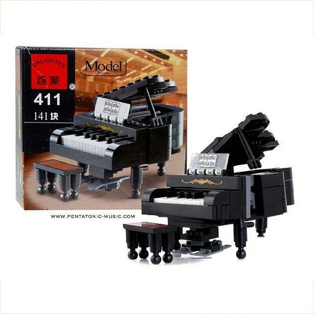 Pianist Lego
