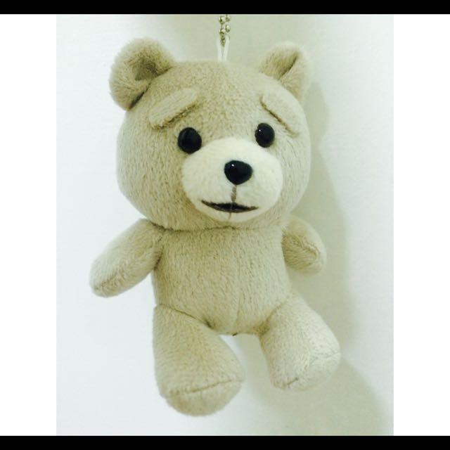 熊麻吉Ted吊飾