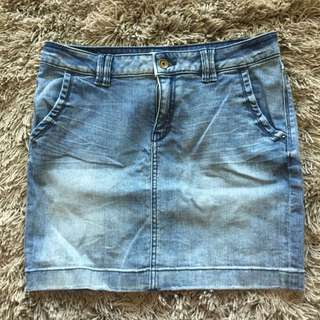 *$15 Sprit Ladies Jeans Skirt