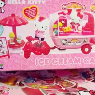 凱蒂貓冰淇淋車(699)