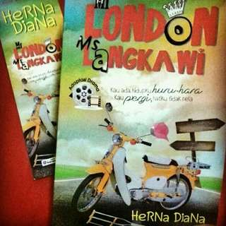 Mr London Ms Langkawi Novel