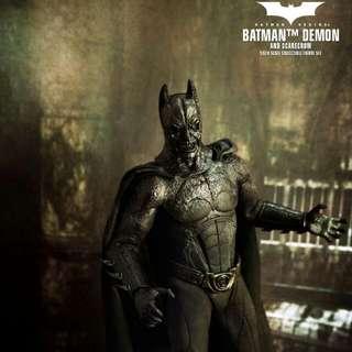 [RESERVED] BIB Hot Toys Demon Batman