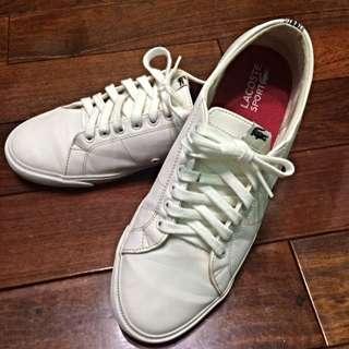 二手賣出 LACOSTE 🐊女鞋