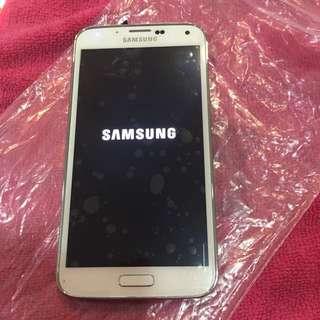 Wts Samsung s5 32gb White