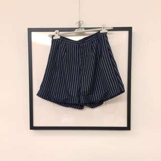 Pazzo 條紋短褲