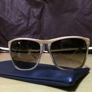 Max Mara Off White Sunglasses