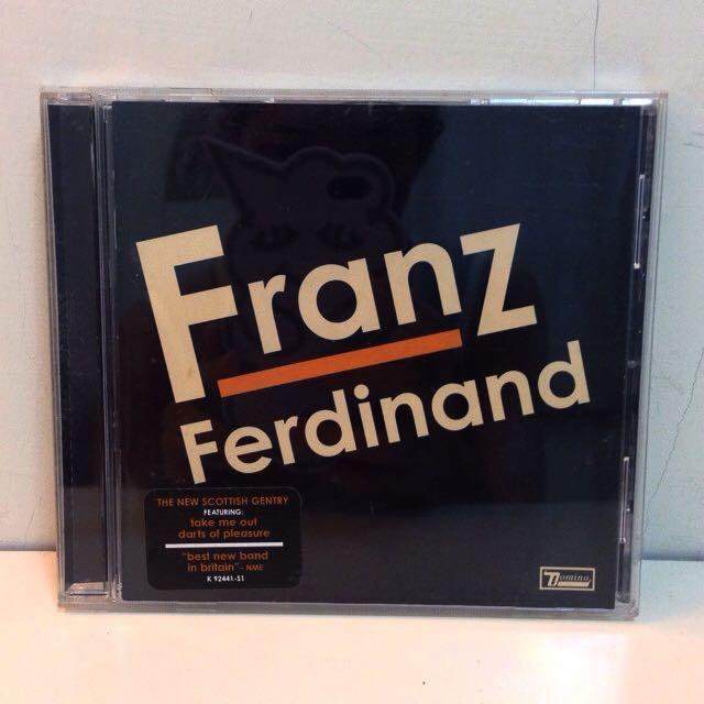 法蘭茲費迪南樂團同名專輯