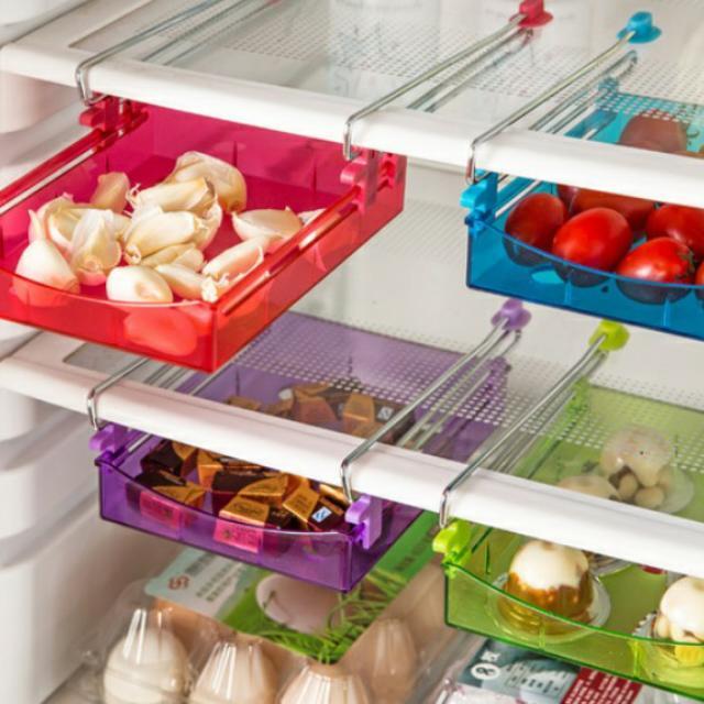 冰箱保鮮收納盒