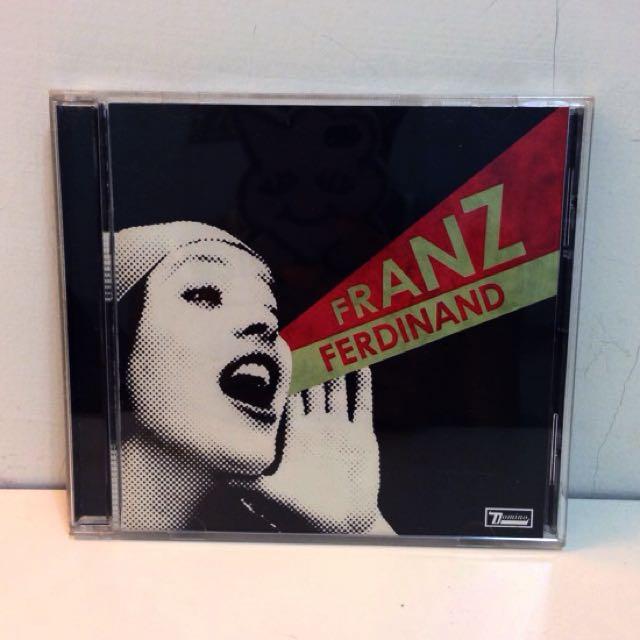 法蘭茲費迪南樂團 因為你值得專輯