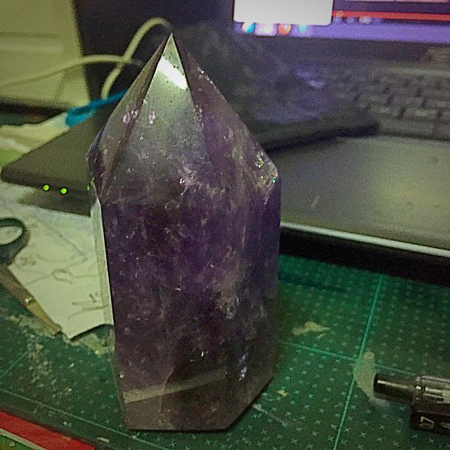 紫水晶 有意可談價