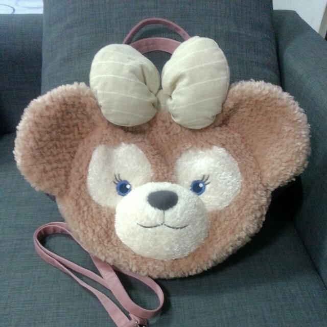 [正版] Duffy達菲熊大包包(待面交