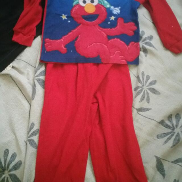 Boys Mickey Pajamas
