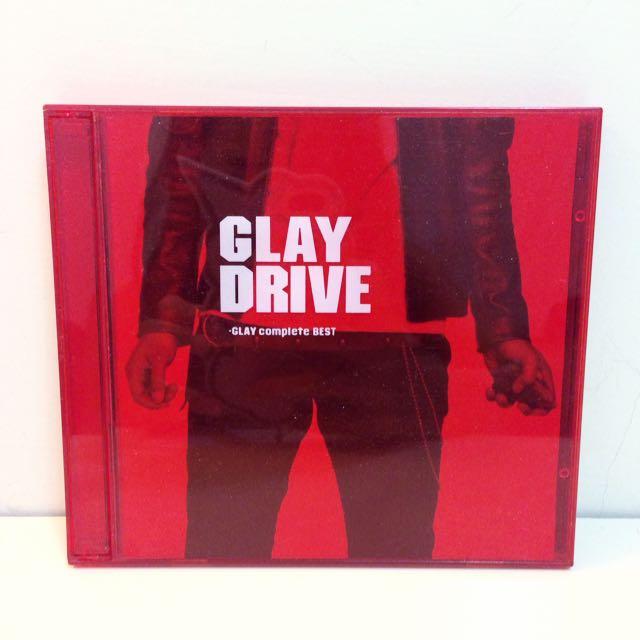 GLAY精選輯DRIVE