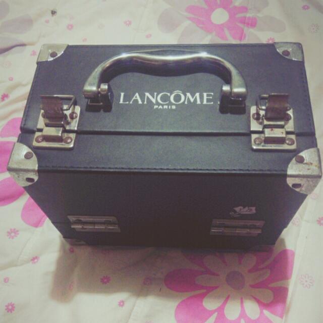 LANCOME小化妝箱 ❤
