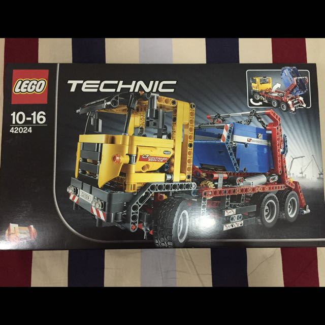 Lego Technic 42024 (Reserved)