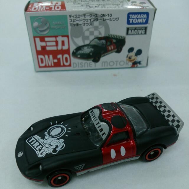 Tomica Disney Motors