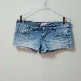 🚚 低腰 超短 性感 牛仔短褲