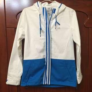 Adidas正品 藍白相間運動外套✨蔡依林代言款✨