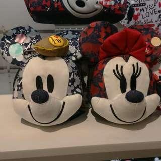 (預購)Mickey零錢鑰匙悠遊卡包