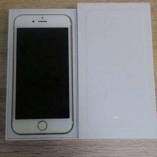 APPLE iPhone 6 64G(金) 4.7吋智慧型手機
