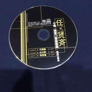 任賢齊 心太軟 二手cd 無盒