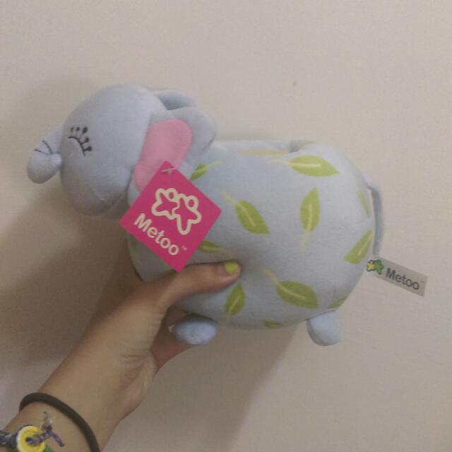 大象玩偶存錢桶