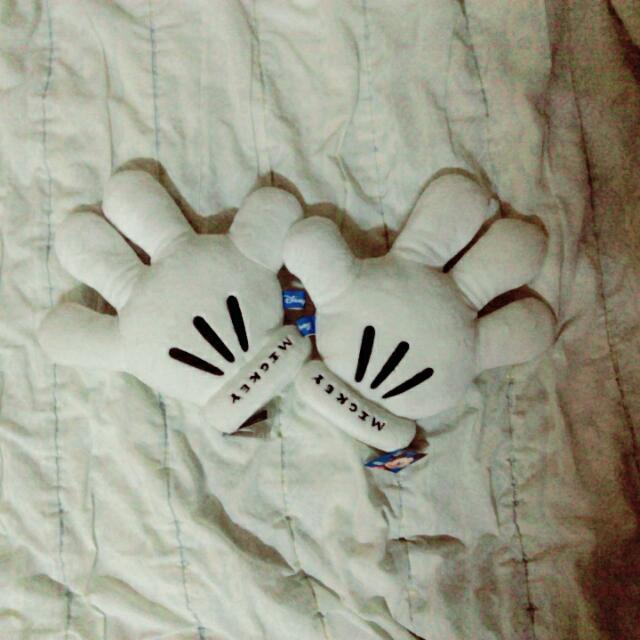 正版米奇手套👆