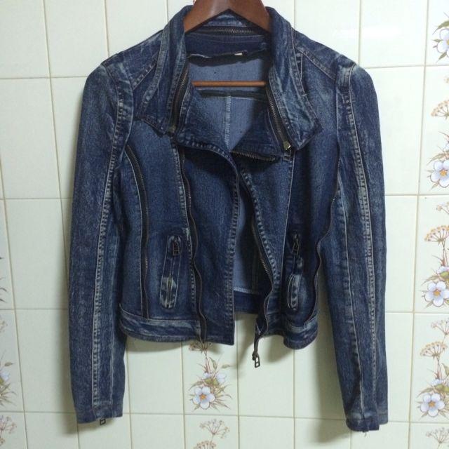 ✨含運✨韓版造型牛仔外套